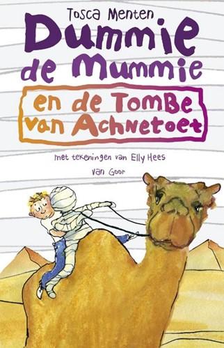 Unieboek Dummie de Mummie - Dummie de mummie en de tombe van Achnetoet. 8+