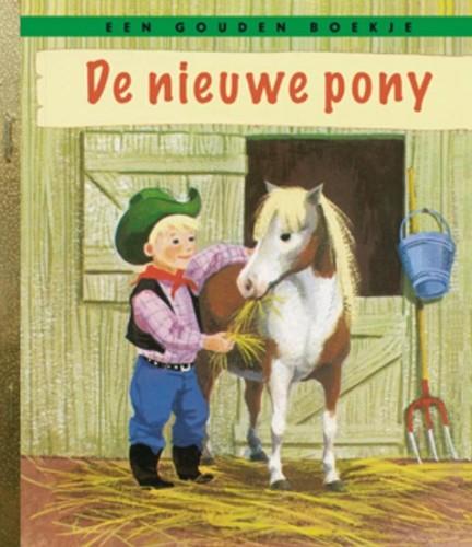 Rubinstein Gouden boekje - Gouden boekje. De nieuwe pony. 3+