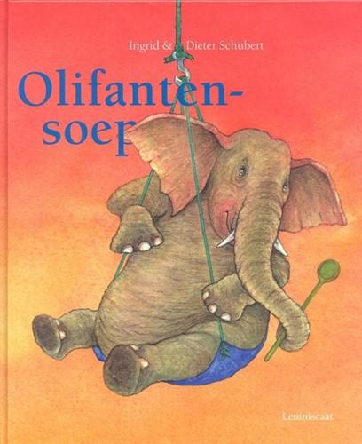 Lemniscaat prentenboek Olifantensoep. 4+