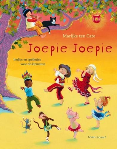 Lemniscaat Prentenboek - Joepie Joepie (karton+cd). 3+