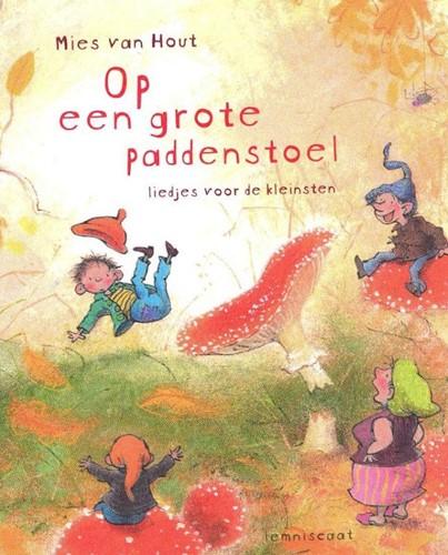 Lemniscaat Prentenboek - Op een grote paddenstoel (+cd). 3+