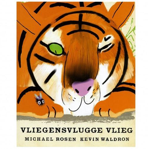 Kinderboeken  voorleesboek Vliegensvlugge vlieg