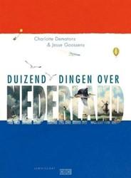 Kinderboeken  educatieboek Duizend dingen over Nederland