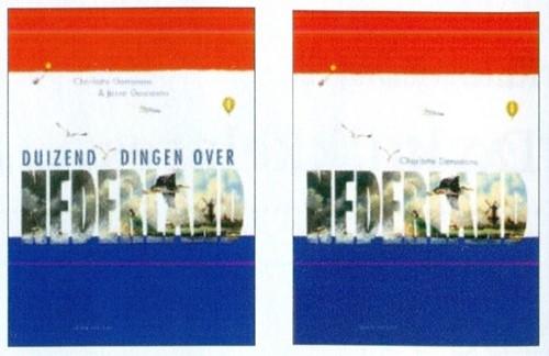 Lemniscaat Prentenboek - Nederland + Duizend dingen over Nederland. 4+