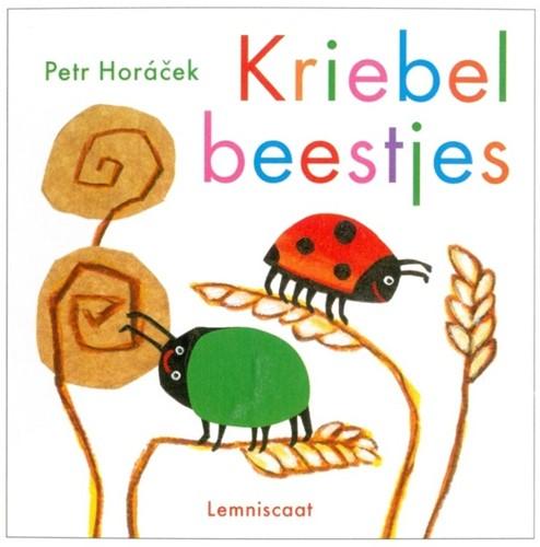 Kriebelbeestjes (kartonboek). 1+