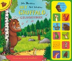Kinderboeken  voorleesboek Het Gruffalo geluidenboek