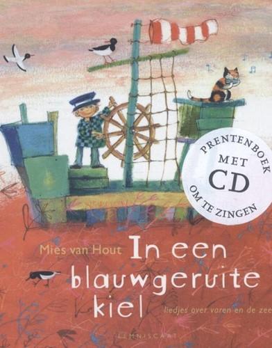 In een blauwgeruite kiel (karton+cd). 2