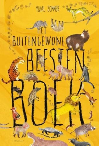 Kinderboek educatieboek het buitengewone beesten boek