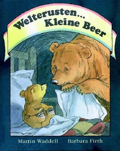 Welterusten Kleine Beer (kartonboek)