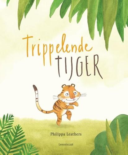 Kinderboeken Trippelende Tijger. 3+