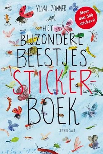 Kinderboeken stickers Het bijzondere beestjes stickerboek
