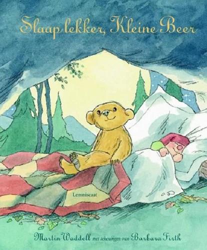 Kinderboeken prentenboek slaap lekker, kleine beer