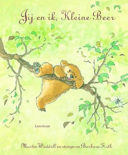 kinderboeken prentenboek jij en ik, kleine beer