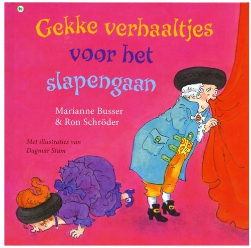 Kinderboeken  voorleesboek Gekke verhaaltjes voor het slapen gaan