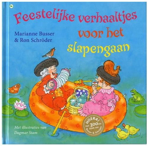 Kinderboeken  voorleesboek Feestelijke verhaaltjes voor het slapen gaan