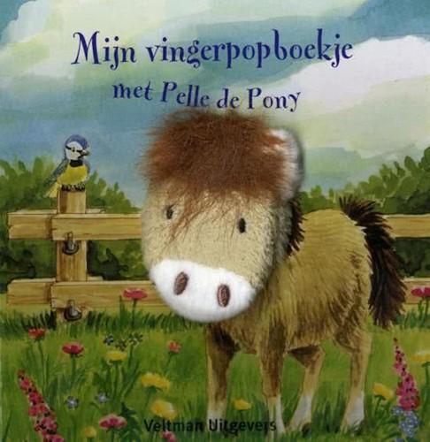 Kinderboeken  voorleesboek Mijn vingerpopboekje met Pell