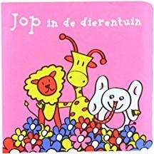 Kinderboeken  babyboek Jop in de dierentuin