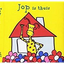 Kinderboeken  babyboek Jop is thuis