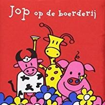 Kinderboeken  babyboek Jop op de boerderij