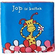 Kinderboeken  babyboek Jop is buiten