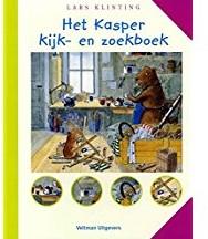 Kinderboeken  babyboek Het kasper kijk- en zoekboek