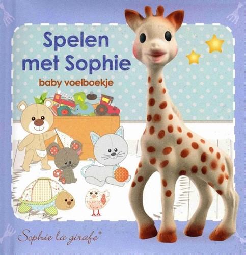Spelen met Sophie (voelboek). 1+