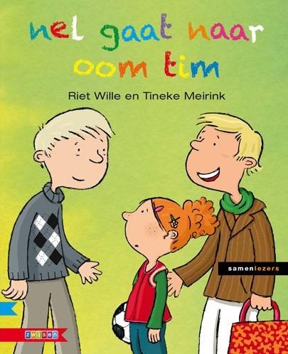 Zwijsen Samenlezers - Nel gaat naar oom Tim
