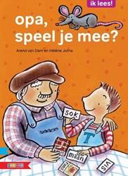 Kinderboeken  avi boek AVI M3 Opa, speel je mee