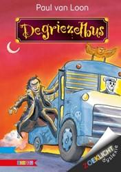 Zwijsen  avi boek De Griezelbus AVI M4 dyslexie