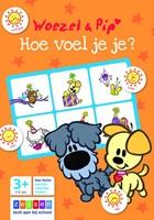 Planet Happy  kinderspel Woezel en Pip: Hoe voel je je.