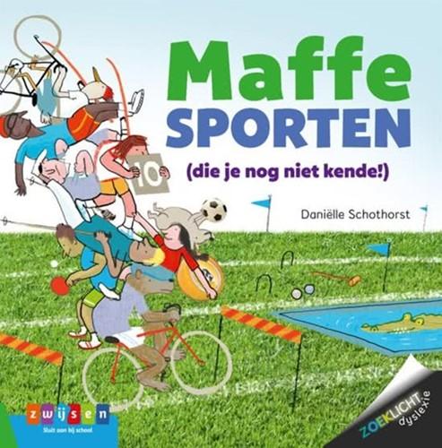 Zwijsen Maffe sporten (die je nog niet kende!) - AVI E4