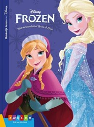 AVI-M4: Frozen. Het verhaal van Anne en