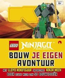 Lego  Ninjago boek set Bouw je eigen avontuur