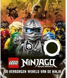 Lego  Ninjago boek set De verborgen wereld van de Ninja