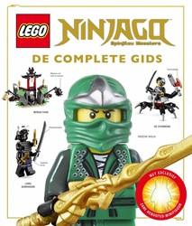 Lego  Ninjago Boek set De complete gids