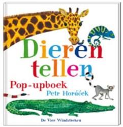 Kinderboeken  educatieboek Dierentellen