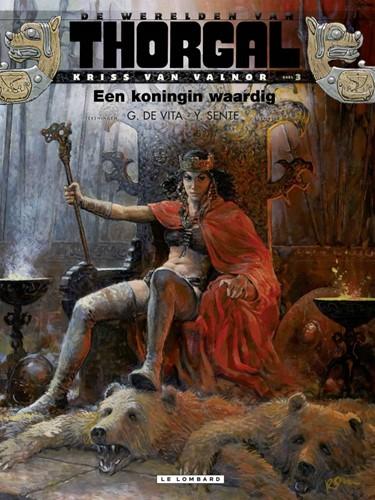 Stripboeken  Thorgal - Een koningin waardig - Deel 3