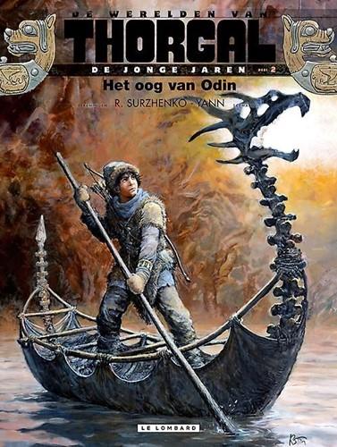 Stripboeken  Thorgal - De jonge jaren - Het oog van Odin