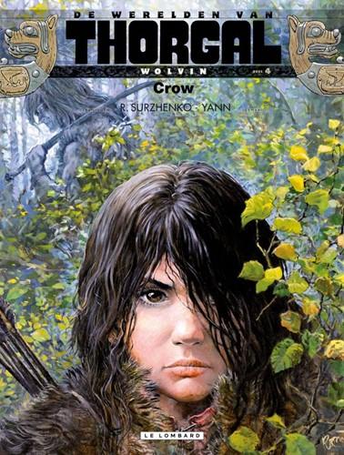 Stripboeken  Thorgal - Wolvin - Crow