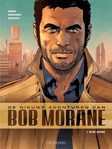 Stripboeken Bob Morane Rijke grond