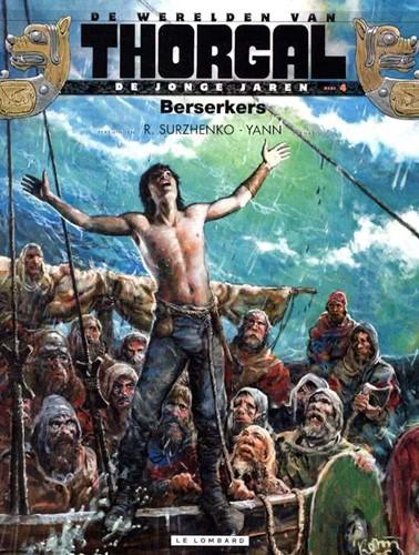 Stripboeken  Thorgal - De jonge jaren - Berserkers - Deel 4