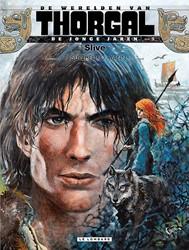 Stripboek de wereld van Thorgal de jonge jaren deel 5 Slive