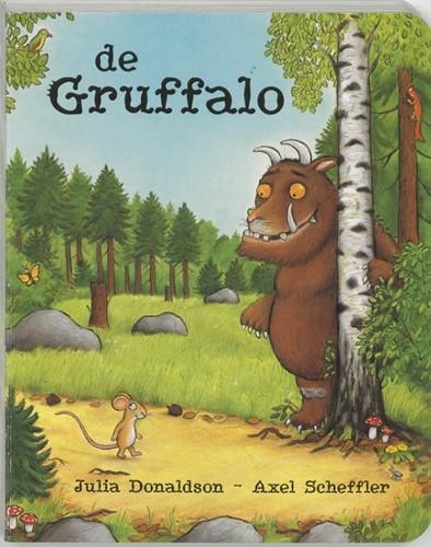 Lemniscaat Gruffalo - De Gruffalo (kartonboekje). 4+
