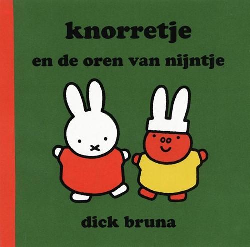 Nijntje prentenboek Knorretje en de oren van Nijntje. 2+