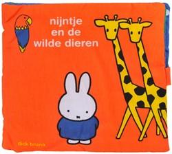 Nijntje  voorleesboek en de wilde dieren