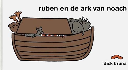 Mercis Nijntje - Ruben en de ark van Noach. 4+
