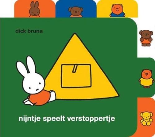 Nijntje flapjesboek Nijntje speelt verstoppertje. 2+