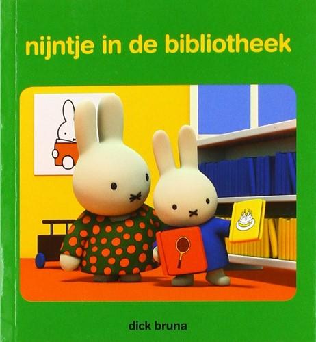 Nijntje in de bibliotheek