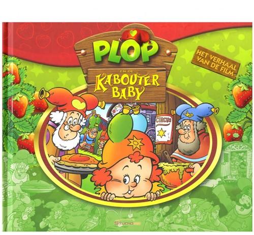 Kinderboeken  voorleesboek Plop en de kabouterbaby
