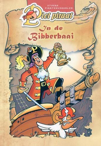 Kinderboeken avi boek Piet Piraat in de bibberbaai AVI M4